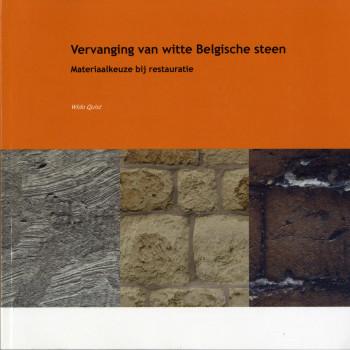 vervanging van witte Belgische steen